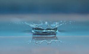 Se água é vida