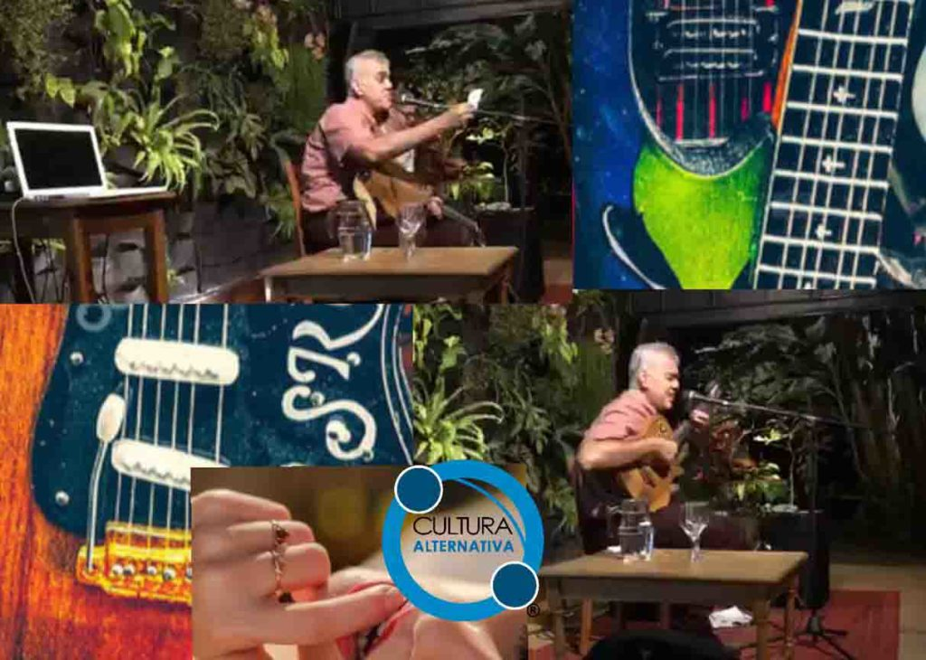 Anand Rao toca no Mundo Vivo