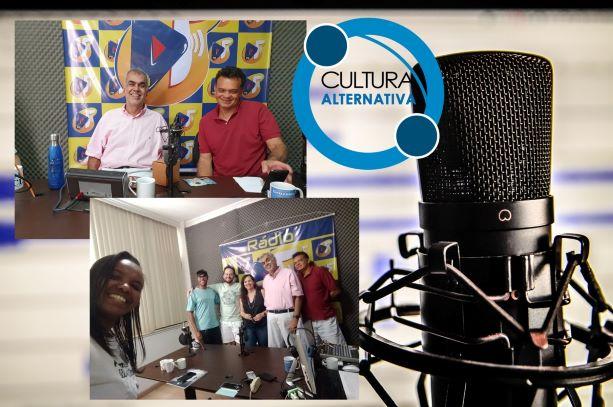 Anand entrevistado do Cruzeiro em Letras