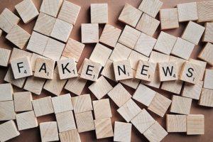 notícias falsas