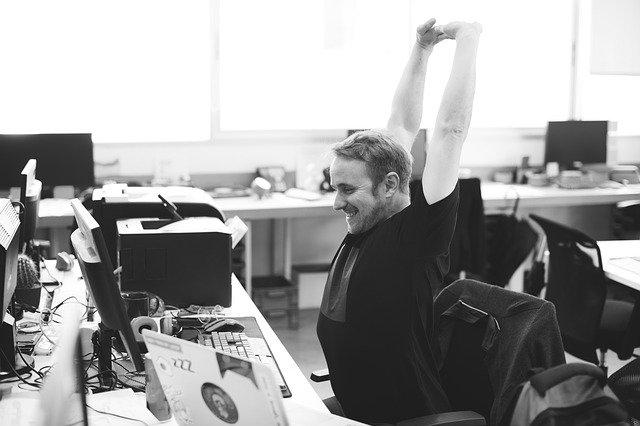 Dia do trabalho, Dicas práticas para quem trabalha sentado