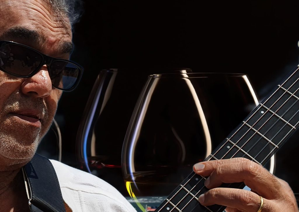 Anand Rao, Show Vinho e Som