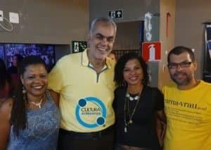 Anand Rao com os novos amigos Alagoanos