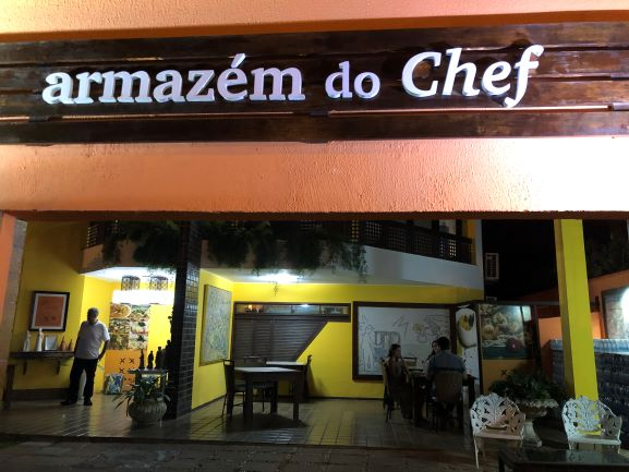 Armazém do Chef