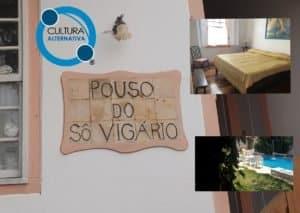 Pousada O pouso do sô vigârio em Pirenópolis