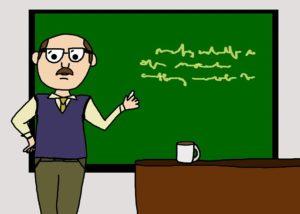 O professor do século