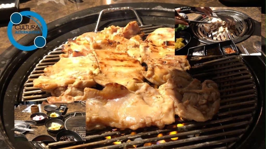 Restaurantes coreanos em Nova York