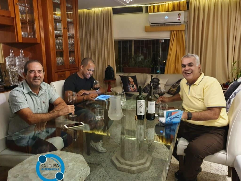 Vinhedo Girassol e Jussieu Consult Wine Tulevand