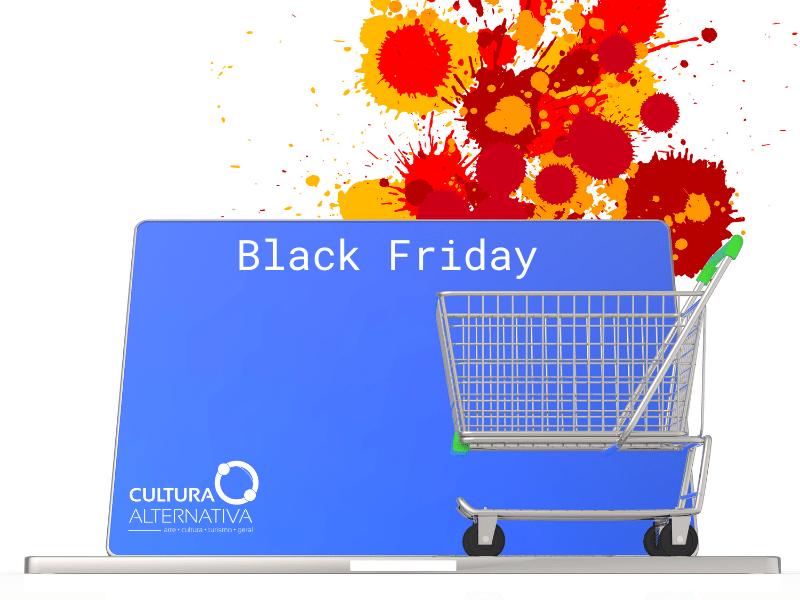 Black Friday - Cultura Alternativa