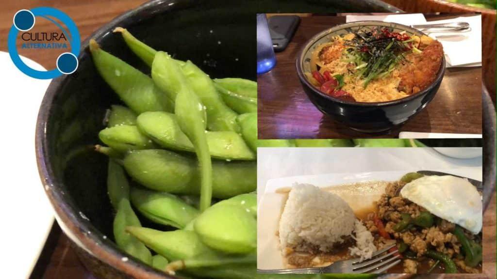 Restaurantes asiáticos em Manhattan Nova York