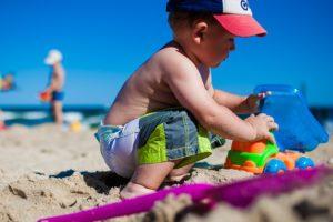 Programação de férias, Dicas para voar com os filhos
