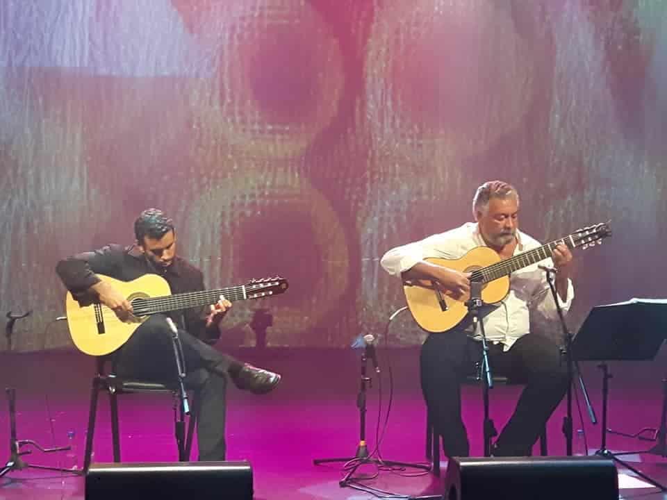 Espetáculo brasileiríssimo