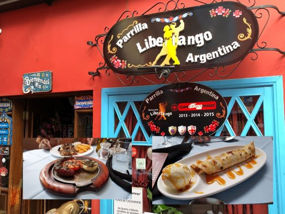 Restaurante Libertango