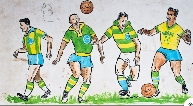 Google Arts & Culture – Museu do Futebol