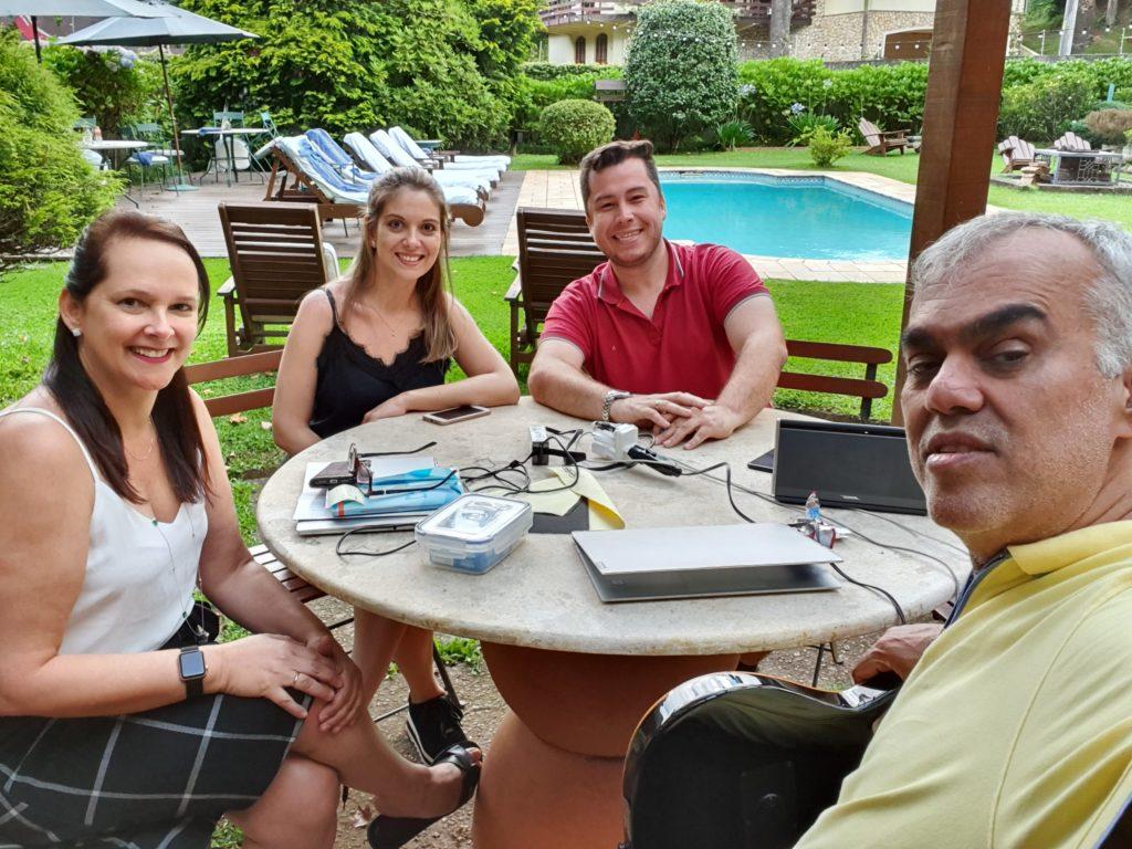 Saulo Bernardes - Turismo e Vida Empresarial em São Paulo