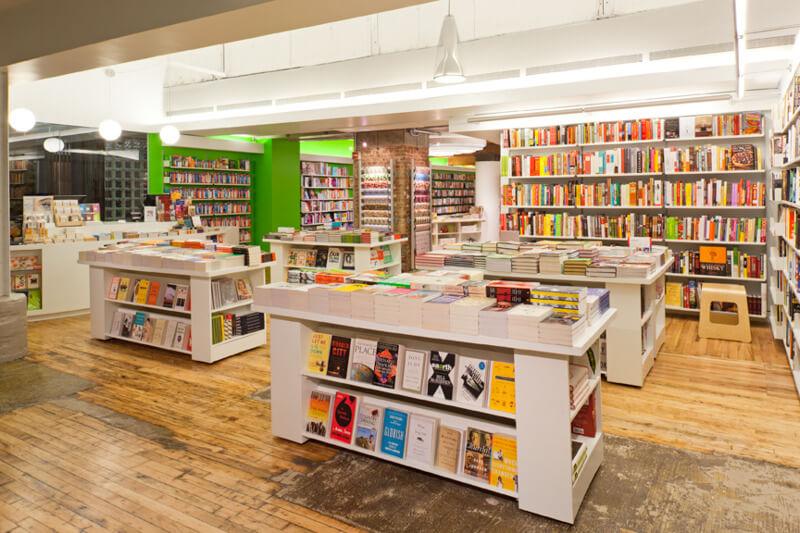 Livrarias independentes