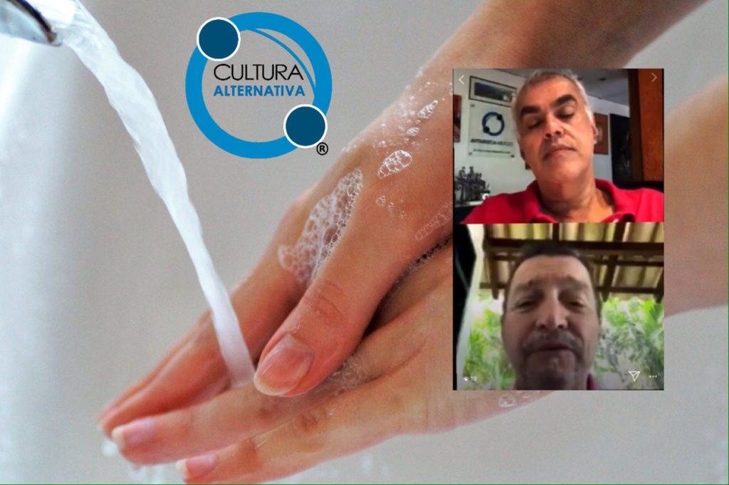 Viver bem com Chico Biondo - Etiqueta em tempo de Coronavirus