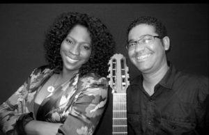 """Show online """"Uma voz e sete cordas"""" com Dhi Ribeiro"""