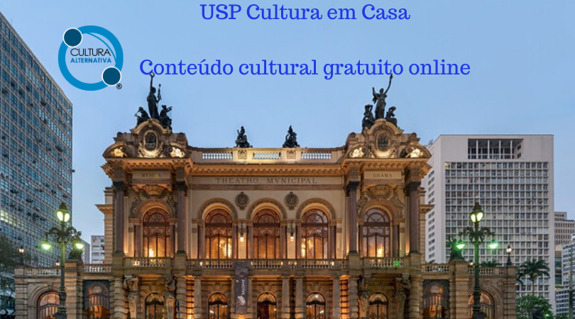 USP Cultura em Casa