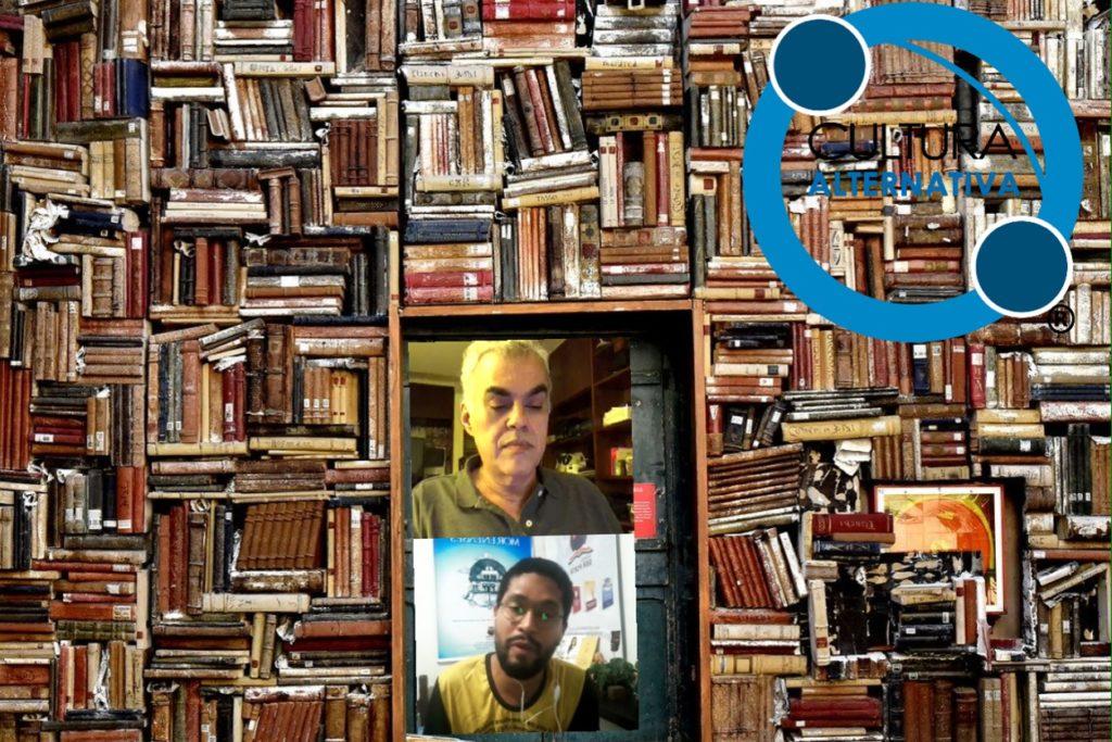 Anand Rao e Dayvton Almeida - Cultura Alternativa e Editora Ser Poeta