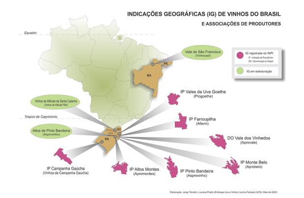 Campanha Gaúcha conquista Indicação Geográfica