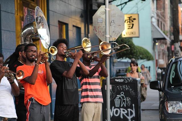 Documentário sobre a música de Nova Orleans
