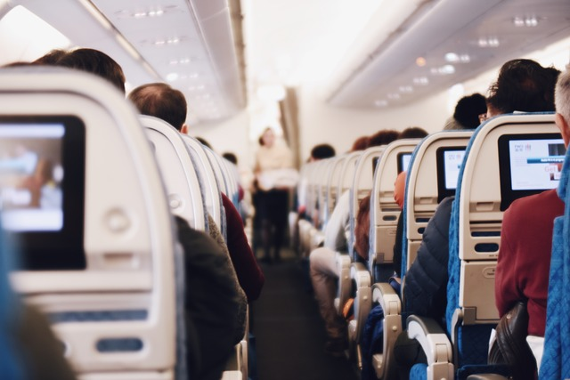 reclamações dos passageiros em 2019