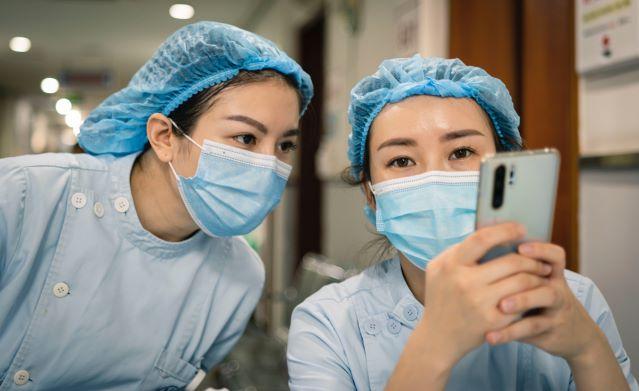 Amigos da Saúde contra o Coronavírus