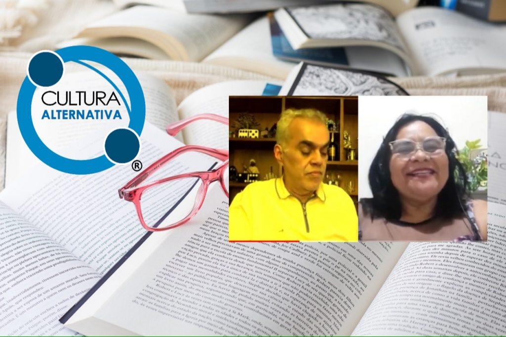 Cultura Alternativa ao vivo - Anand Rao e Marilac Anselmo, um encontro poético e mágico