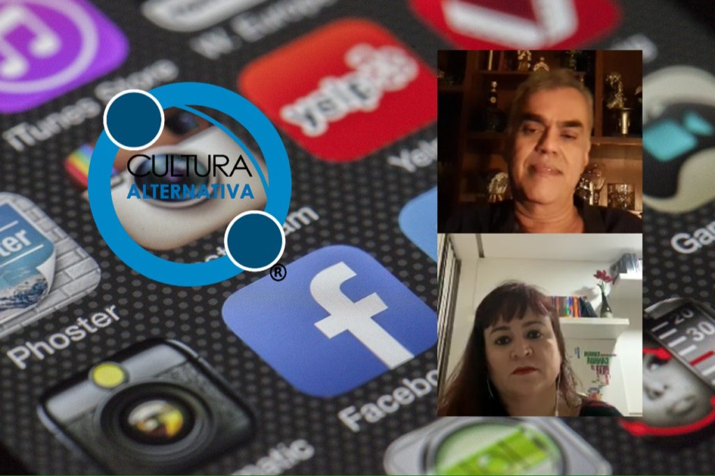 Live no Instagram - Curto circuito de ideias com Fabiana Gomes