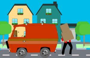 Home office aumenta consumo de apps de delivery.