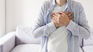 Risco de infarto e AVC no inverno