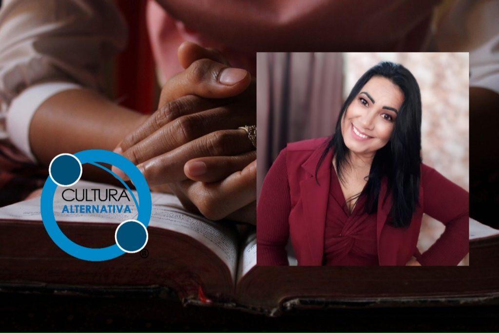 A empresária e escritora Luh Veiga