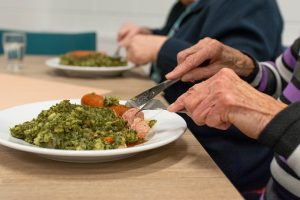 Alimentação saudável para idosos