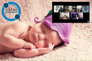 Batuca bebê, pezinhos do bebê e maternidade no Cultura Alternativa