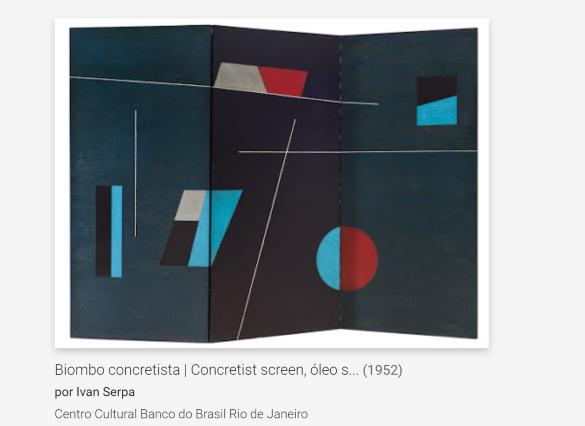 Ivan Serpa A Expressão do Concreto