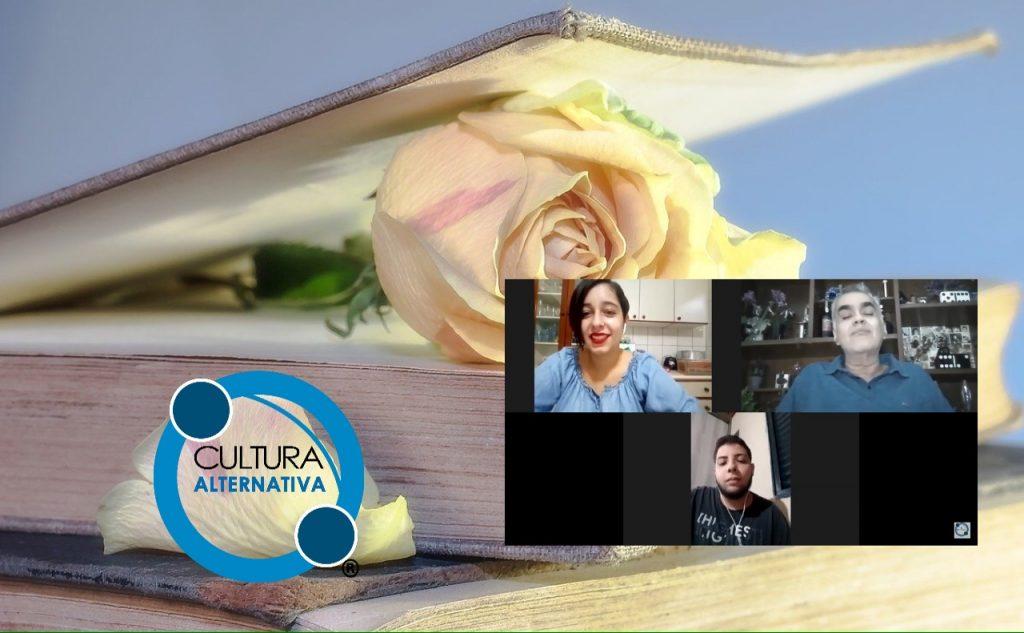 Palavras e Outros temas com Luana e Fernando Teixeira