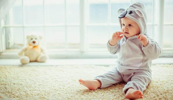 Cuidados com o quarto do bebê