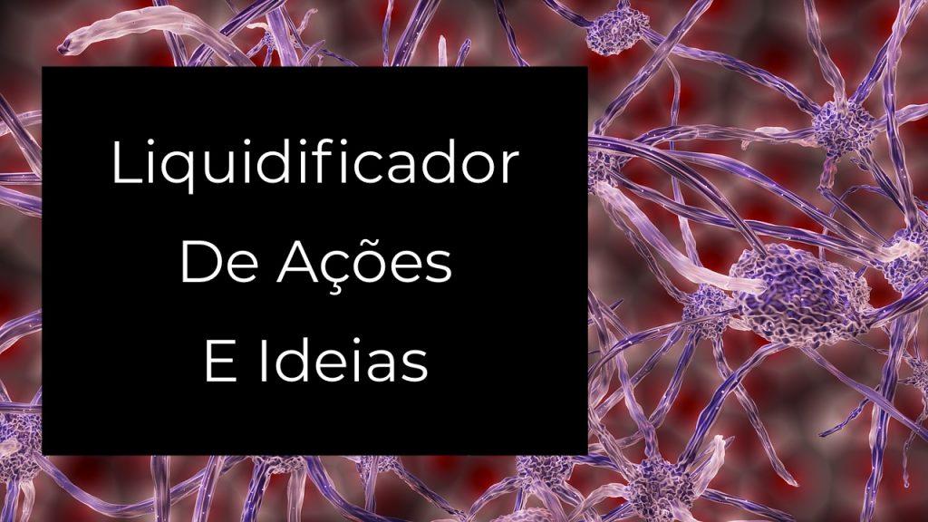 Liquidificador de ações e ideias com Jota Pereira, Professor Wenderson e Zeca Magrão