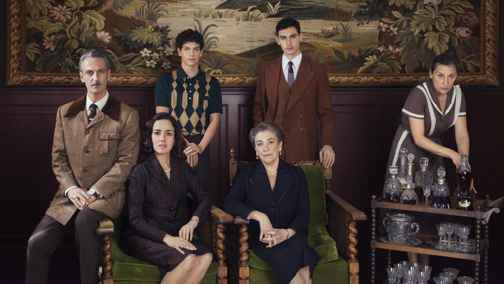 """Série espanhola """"Alguém tem que morrer"""" chega à Netflix em outubro — Foto: Divulgação/Netflix"""