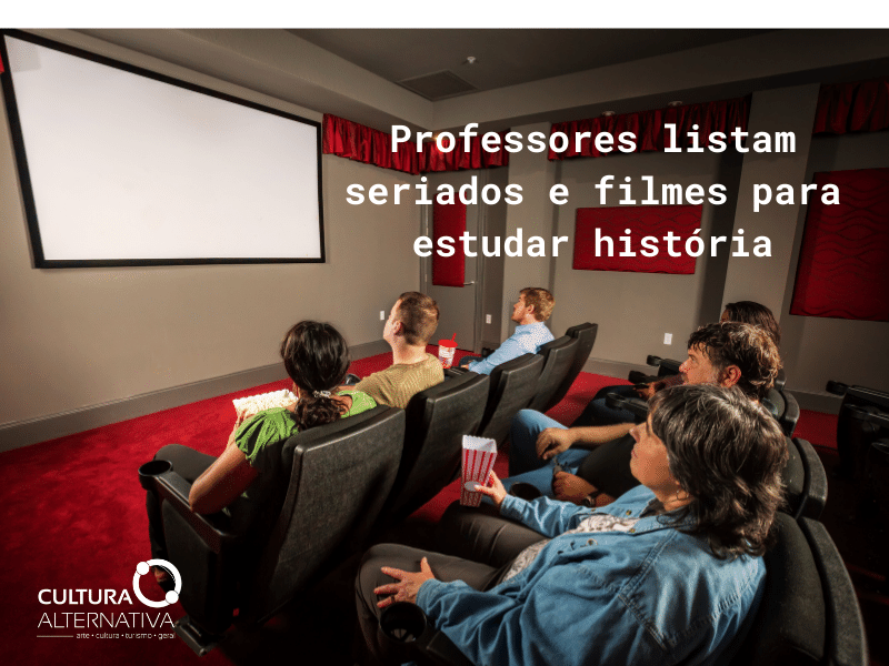Filmes para estudar história - Cultura Alternativa