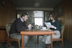 NOSSO AMOR, com Liam Neeson e Lesley Manville