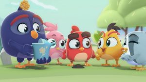'Angry Birds Bubble Trouble' estreia no YouTube