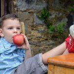 Crianças menores não devem comer açúcar