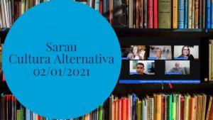 Poesia poetas e magia no Sarau Cultura Alternativa