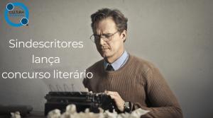 Sindescritores lança concurso literário