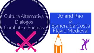 Cultura Alternativa Diálogos – Combate e Poemas