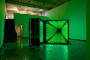 ExFinito - exposição imersiva do Farol Santander