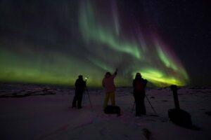 Apps para ver a Aurora Boreal