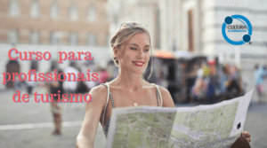 Curso para profissionais de turismo, on line e Gratuito